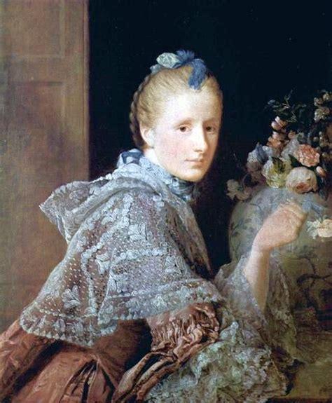 biography of allan ramsay artist portrait of margaret lindsay