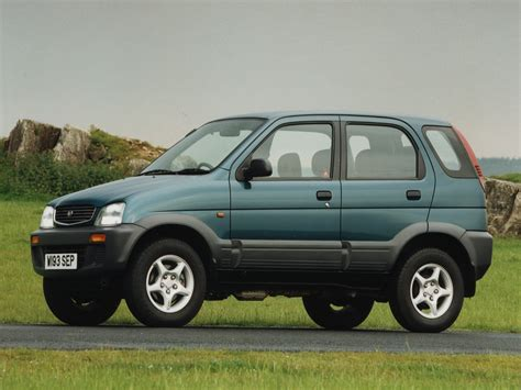 Car Pictures Daihatsu Terios 2000