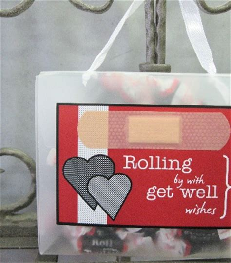 Get Well Gift Cards - 24 best images about gifts get well soon on pinterest bags get well and soups