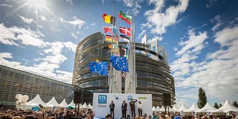 si鑒e parlement europ馥n strasbourg europe ou la revendication d une situation