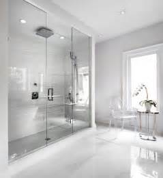 Shower tile floor bathroom contemporary with acrylic armchair acrylic