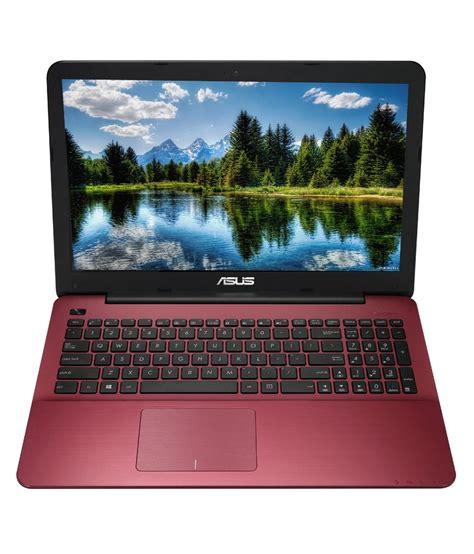 Laptop Asus I5 Ram 6gb asus x555la 15 6 quot laptop intel i5 5200u 6gb ram 1tb hdd windows 8 1