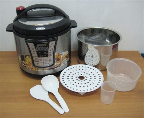 Presto Listrik Oxone fudai electric pressure cooker multifunction fd pc860 presto elektrik murah fudai jual alat