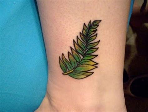 fern tattoo meaning 79 simple leaves design ideas for nature