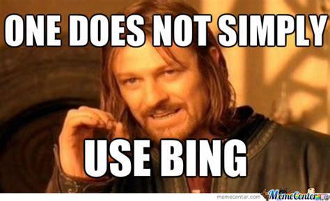 Bing Meme - bing by myasmus meme center