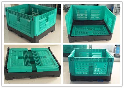 large warehouse plastic storage bin  industrial