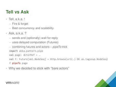akka ask pattern exle java scale up your thinking