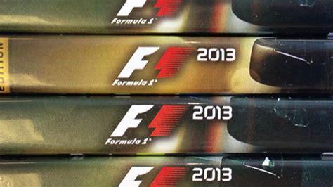 volanti f1 f1 2013 volanti supportati su pc xbox 360 e ps3