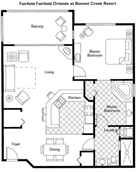 bonnet creek floor plans wyndham bonnet creek resort lake buena vista florida