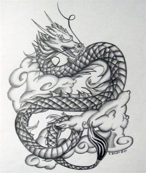 dragon flash tattoo designs april 2010 symbol