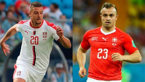 serbia vs suiza ver en vivo en directo por