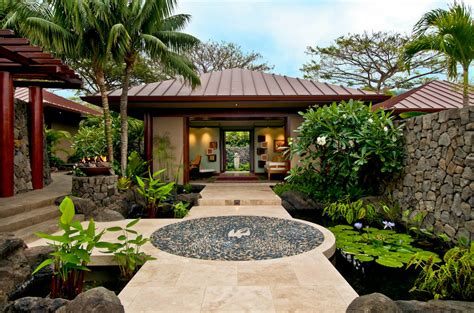 Home Design In Hawaii Bali Style Homes In Hawaii Studio Design Gallery
