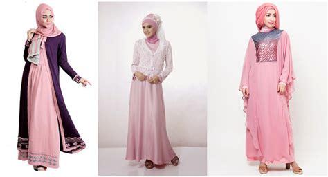 Gamis Pesta Jilbab Besar kumpulan model busana gamis muslim untuk ke pesta dan
