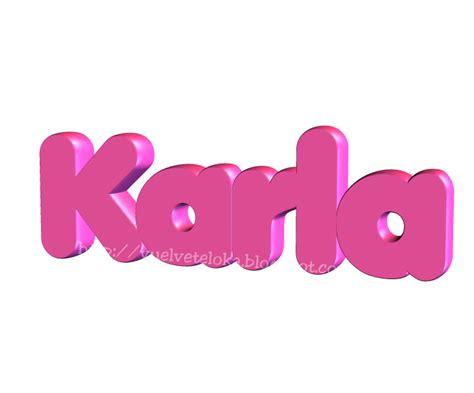 Imagenes Figurativas Con Nombre | imagenes de amor con el nombre karla imagui