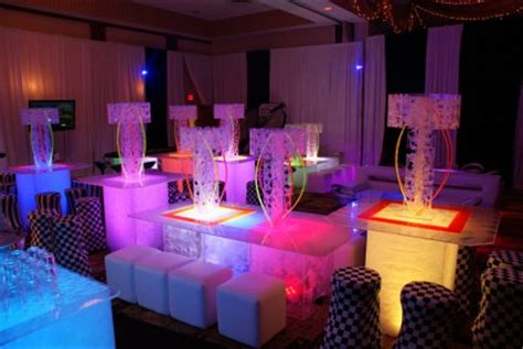 glow in the centerpieces ideas bar mitzvah theme bat mitzvah theme bar mitzvah celebration mitzvahmarket