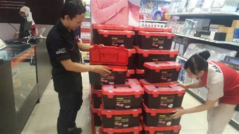 ace hardware jakarta promo di ace q mall banjarmasin post