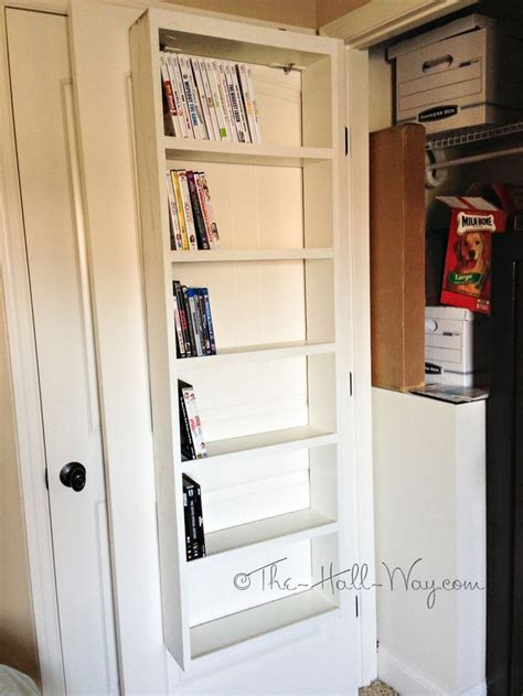 Storage Closet Doors How To Build A Closet Shelf And Rod Woodworking Projects Plans