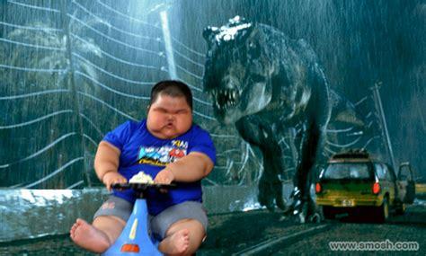 lu hao escapes dinosaurs lu hao   meme