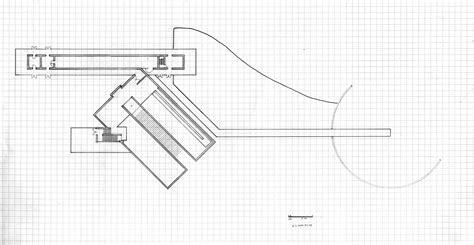 tadao ando floor plans langen foundation floor plan tadao ando open geomerty