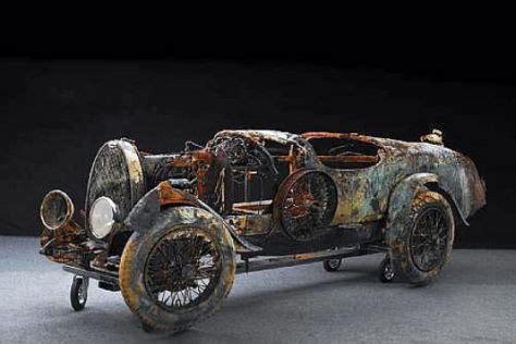 Auto Versteigerung Hamburg by Bugatti Aus Dem Lago Maggiore Versteigert Autobild De