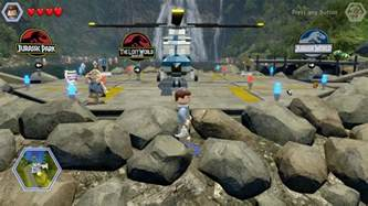 lego jurassic world review gamespot