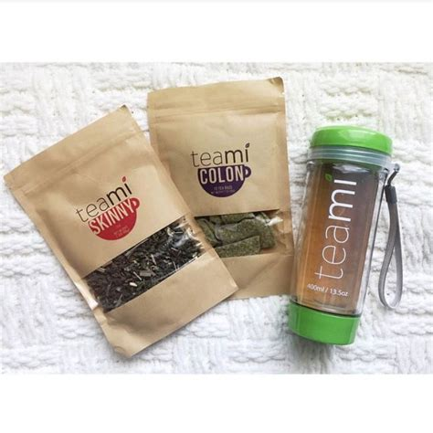Teami Detox by The Teami Detox Tea Pack Is A 30 Days Program That Will