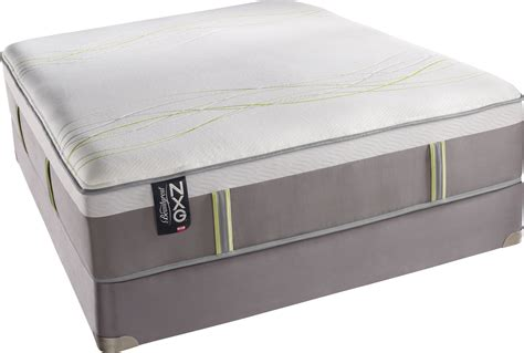 Best Simmons Beautyrest Mattress by Simmons Beautyrest Nxg 400 Plush Pillow Top Mattress