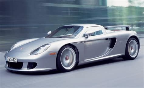 Porsche 2005 Carrera Gt by Car And Driver