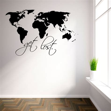 removable wall decals for living room cacar hot wall stickers get lost art wall decals for
