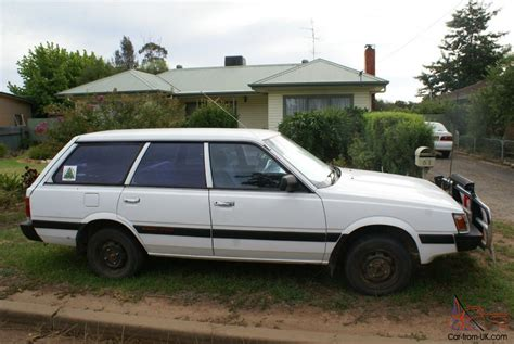 what country is subaru based out of 1994 subaru l series wagon in berrigan nsw