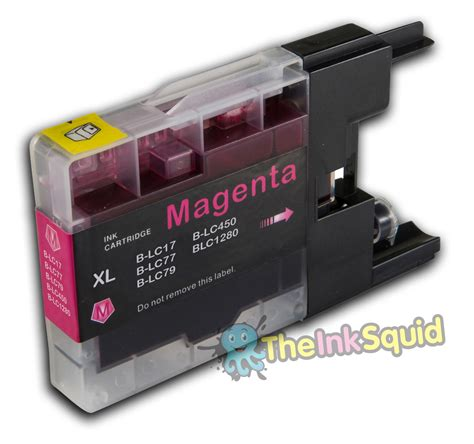Tinta Lexmark 100xl Black Original magenta lc1220 lc1240 lc1280 compatible ink
