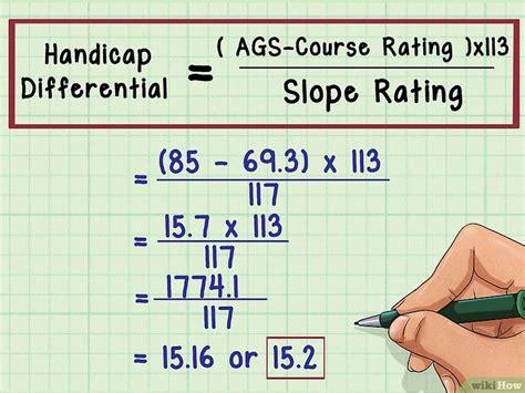 slope adalah cara menghitung handicap dalam permainan golf wikihow
