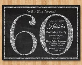 printable 60th birthday party invitations best 25 60th best compilation of 60th birthday party invitations for