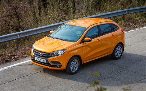 lada frontale a led lada announces prices of xray model range news