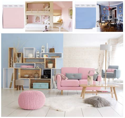 pastel colors interior trend interior design ideas