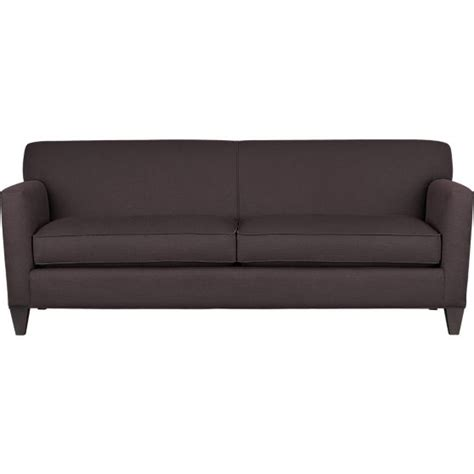 crate and barrel filled sofa 25 best images about sofas on