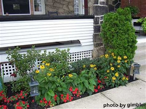 house skirting designs porch skirting vinyl lattice panels porch landscaping