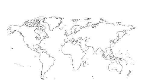 draw maps how to draw world map for with and drawing
