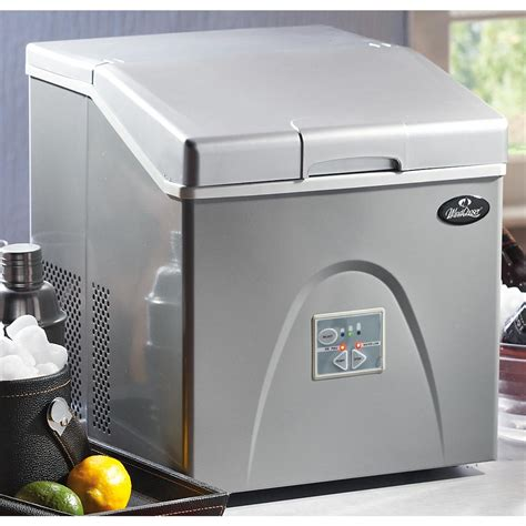 refurbished kitchen appliances refurbished windchaser 174 ice maker stainless steel