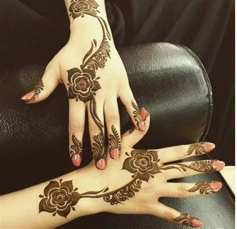 1000 ideas about rose henna on pinterest henna mehndi