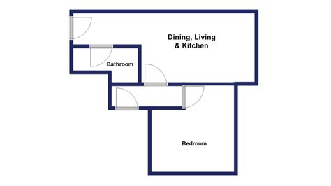 floor plan search floor plan kensington 1b floorplan city centre properties