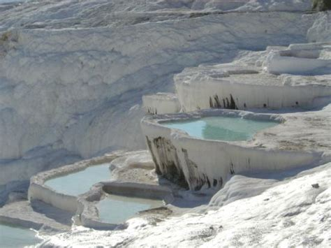 pamukkale thermal pools pamukkale thermal pools turquie picture of pamukkale