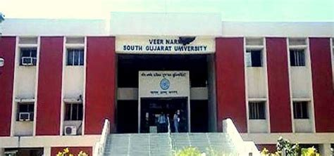 Mba In Vnsgu Surat by Veer Narmad South Gujarat Results 2018 Kalvi