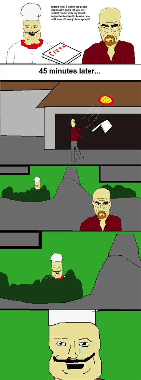 Breaking Bad Pizza Meme - breaking bad season 5 page 2 honda tech honda forum