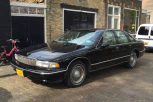 how to learn about cars 1994 chevrolet caprice security system in het wild chevrolet caprice 1994 autonieuws autoweek nl