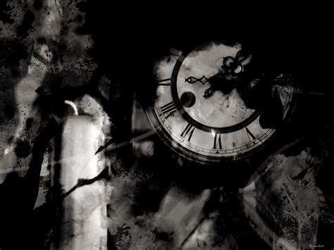 black and white gothic wallpaper gothic clock wallpaper 1017 hd wallpapers background