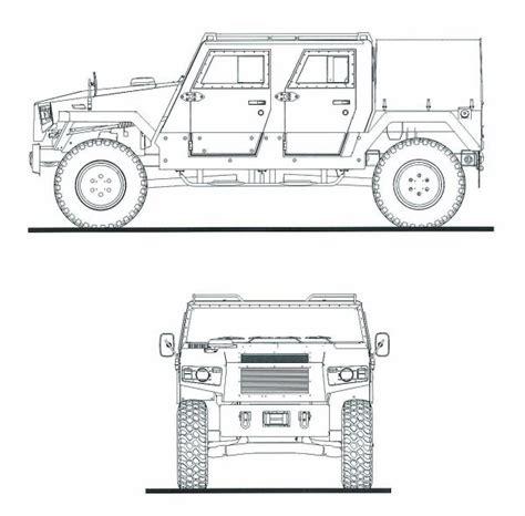 humvee blueprints military humvee blueprints bing images