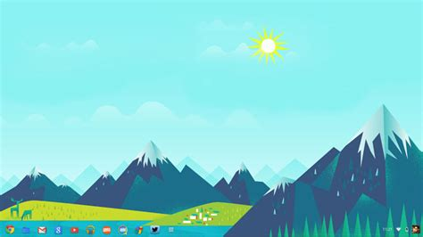 google mountain wallpaper google now desktop wallpapers omg chrome