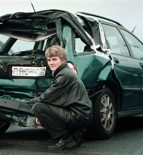 volvo traffic accident research team volvo car usa newsroom