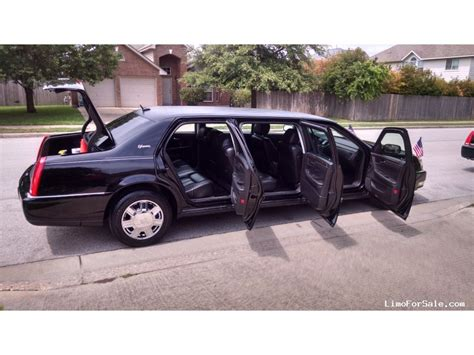 Funeral Limo by Used 2008 Cadillac Dts Funeral Limo Superior Coaches